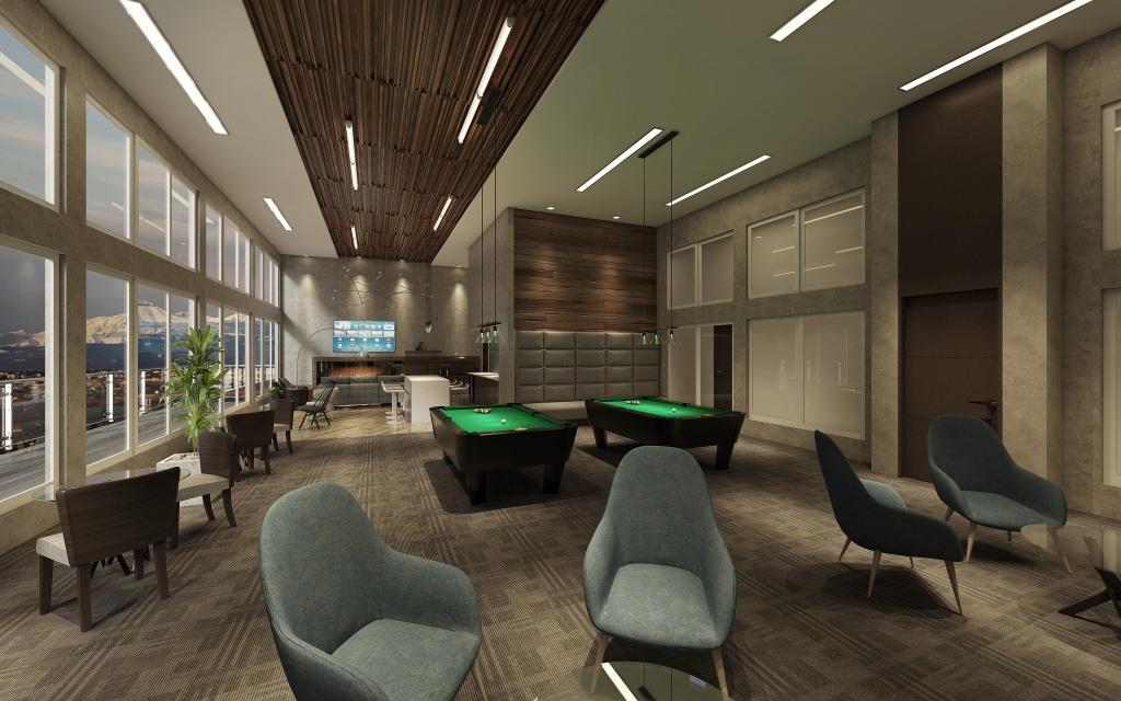 Skyview Building 1 - Games Room